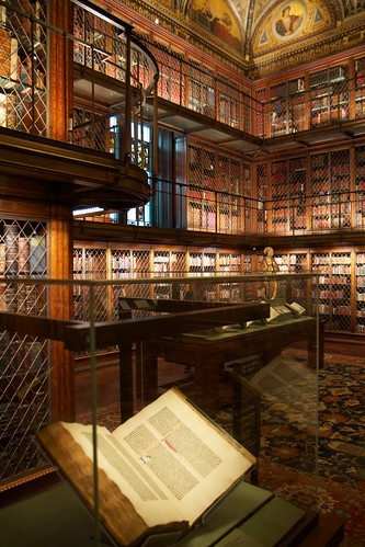 Morgan Library | by Rob Shenk