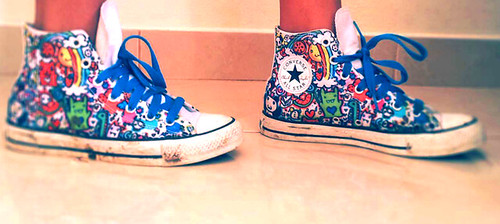 LOve Converse! | by Vevet