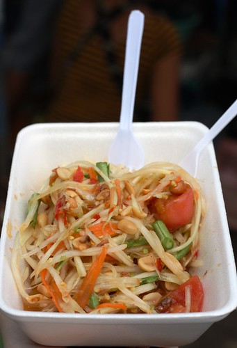 spicy papaya salad.. | by kiwiasia