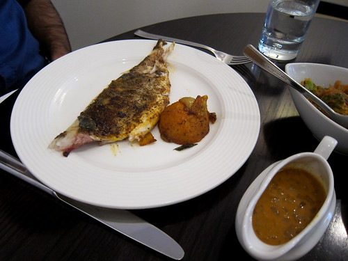 Sea Bass Polichathu