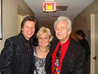 Ronnie B. Rhonda and Del | by delmccouryband
