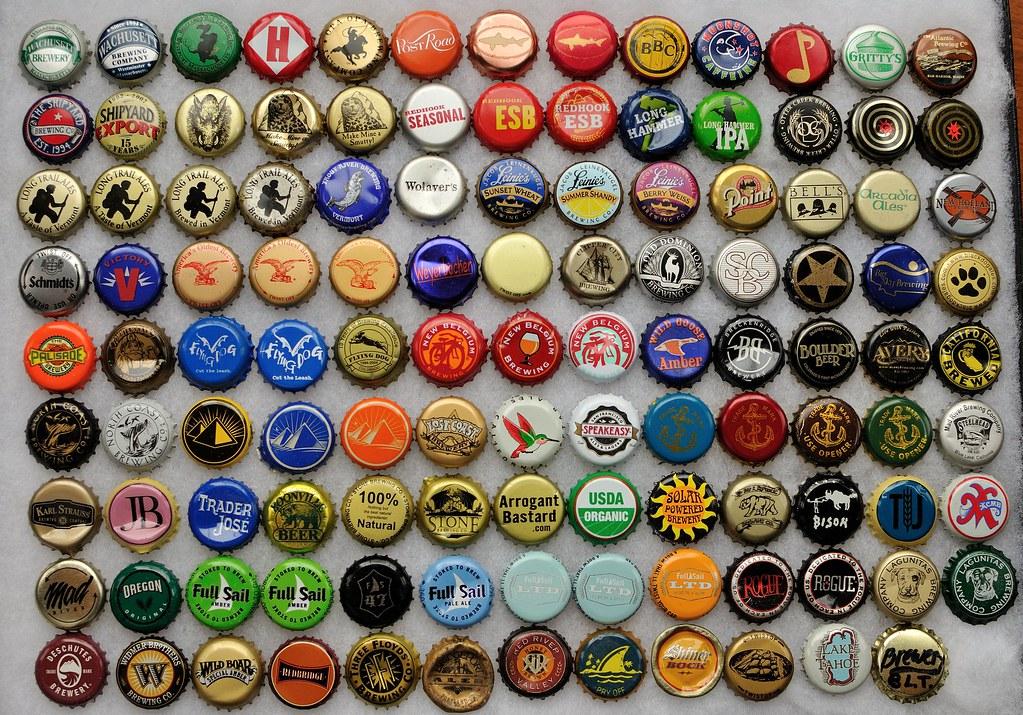 Bottle Cap Collection Flickr