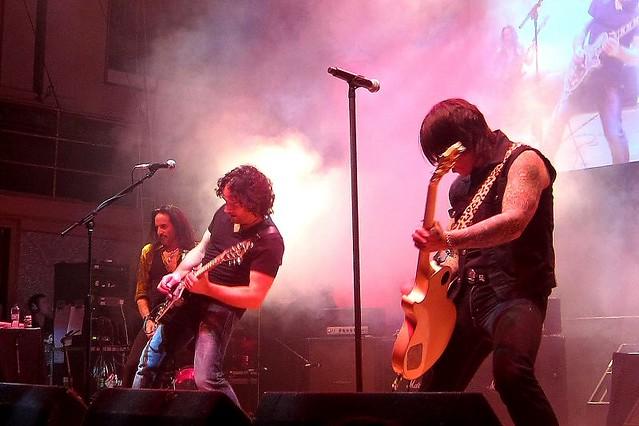Thin Lizzy Aberdeen Music Hall 2011