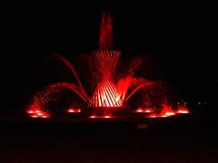 fountain inferno