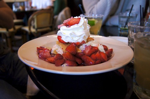 Strawberry Shortcake, Cheesecake Factory | by tedeytan