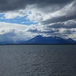 Puerto Natales harbour
