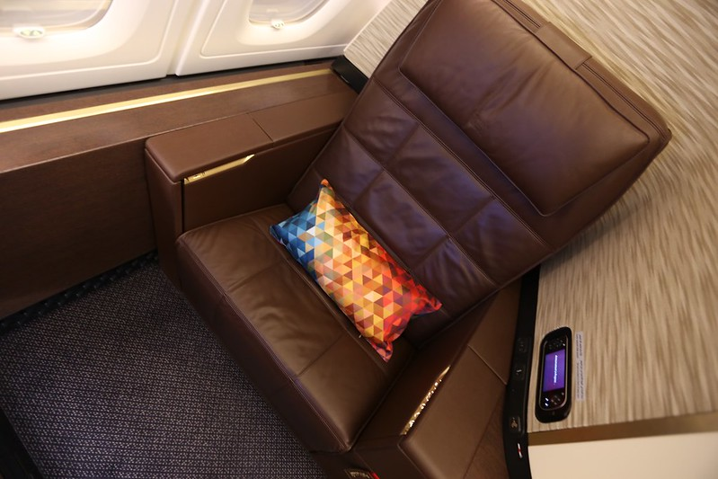 Etihad A380 First Class Apartment