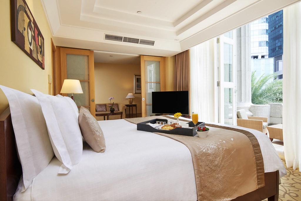新加坡富勒顿酒店-Collyer套房
