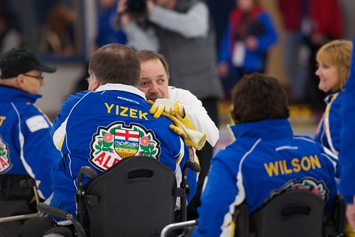 2011-03-27 Wheelchair Curling Day 7 _DSC5340 3353 | by seasonofchampions