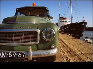 volvo | by peter tjallinks