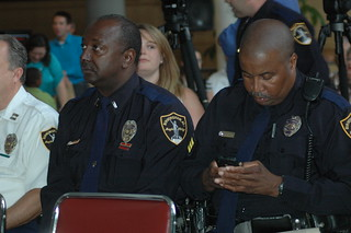 Seen at First Responders Ceremony | by Birmingham Public Library (AL)