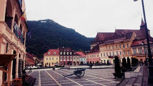 Brasov Main Square