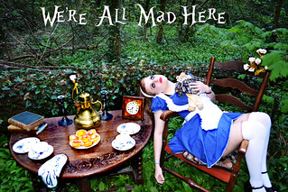 We're all mad here | by a.Mccutcheon_photography