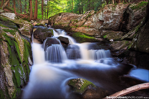 Enders middle falls | by benjacobsen