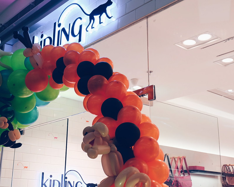 Kipling SM Mall of Asia