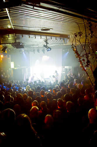 Caribou at The Kazimier, Liverpool, 08.12.10 | by triffski