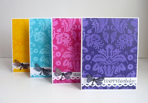 Fabric Design Card Set | by Sue McRae