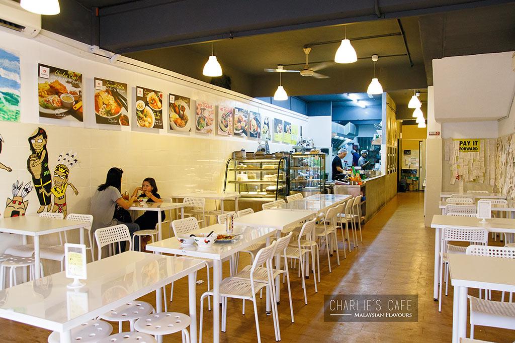 Charlie's Cafe Taman Desa KL
