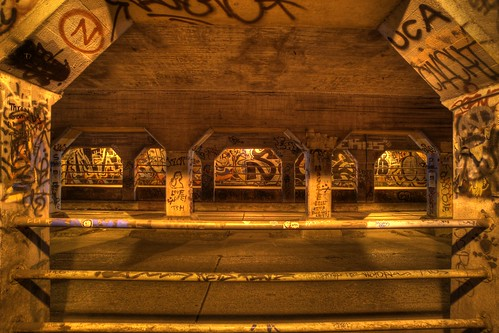 Inside the Krog Street Tunnel | by AJ Brustein