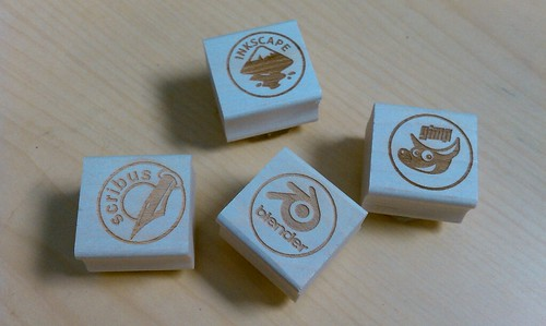 Free Software Stamps! | by momomomo