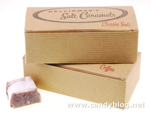 Helliemae's Classic Salt Caramels | by cybele-