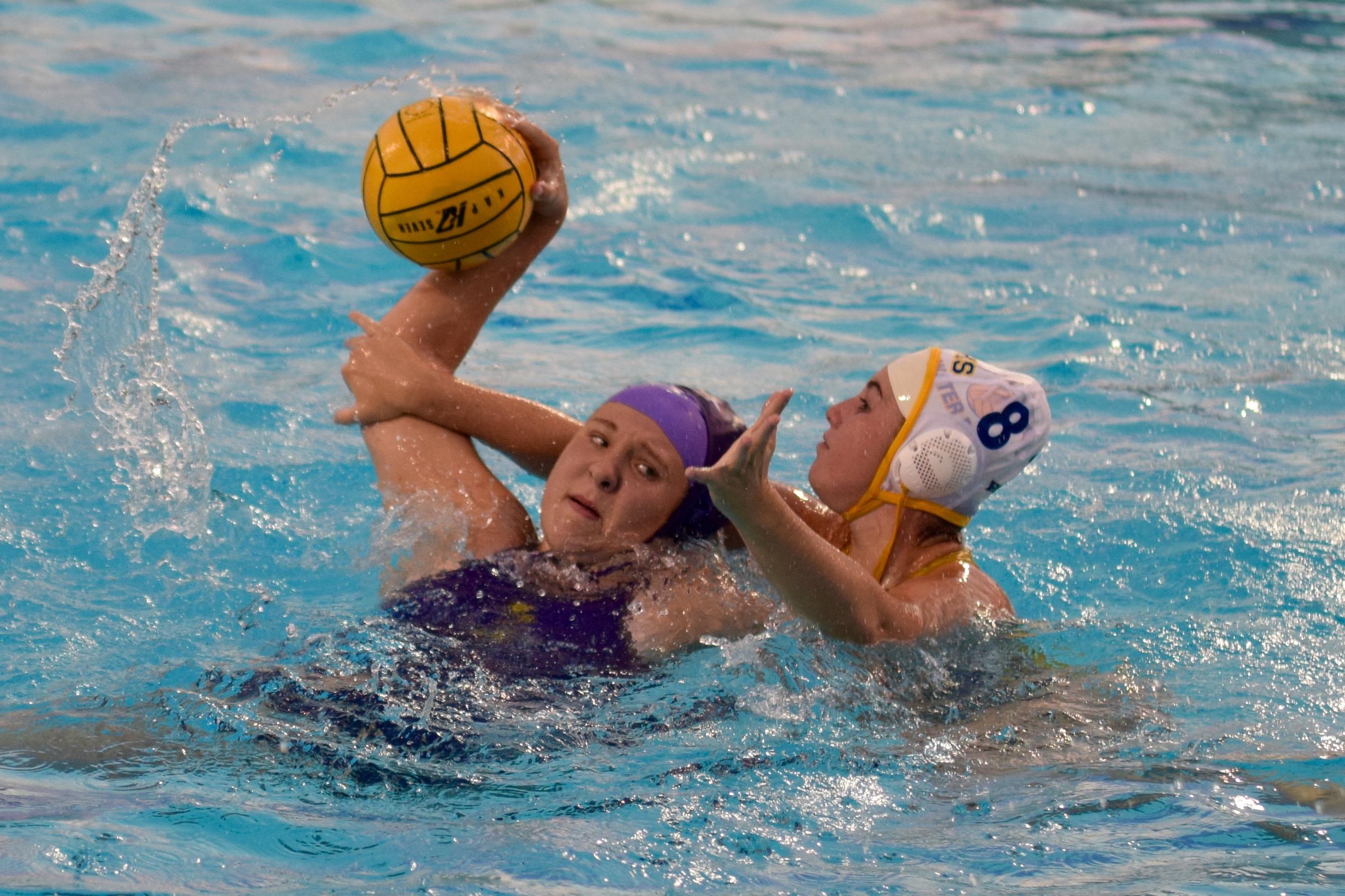 Girls water polo: MVHS vs Santa Clara HS