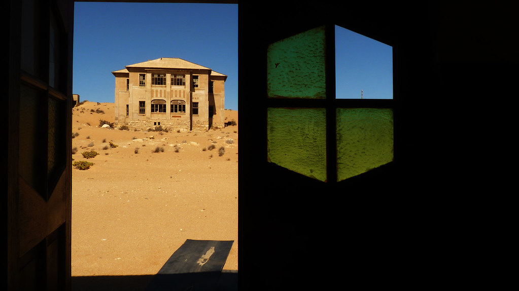 Morbidly Beautiful Place – City Of Kolmanskop