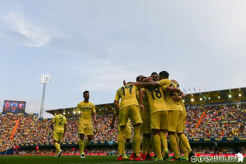 Villarreal CF - Osasuna 2016/2017