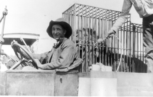 04-00741 Leo the MGM Lion's Ryan Brougham 1927 | by San Diego Air & Space Museum Archives