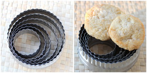 Crystallized Ginger Scones collage 1 | by Food Librarian