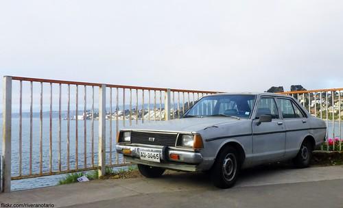 Datsun 140Y - Concón, Chile