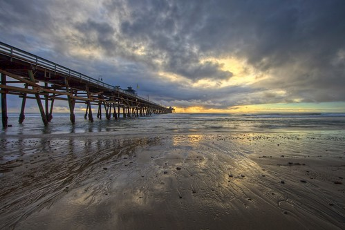 pier into the sunset | by Eric 5D Mark III
