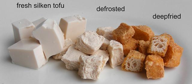 Zelf tofu beignets (gefrituurde tofu) maken