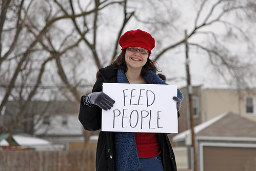 Emily: Feed People | by Merchant Park Community Garden