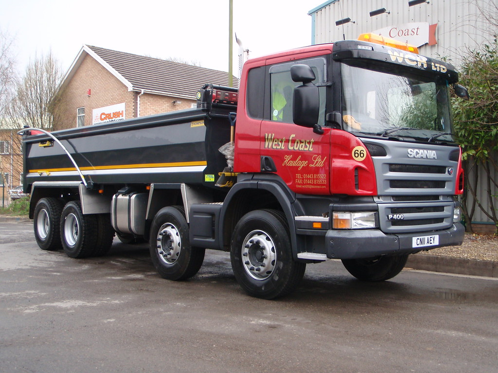 West Coast Haulage Limited