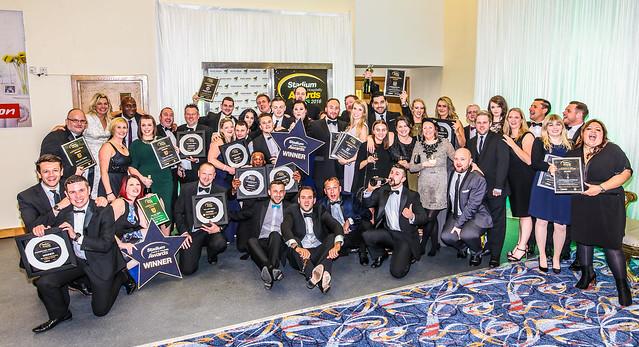 2016 Stadium Events & Hospitality Awards Photos