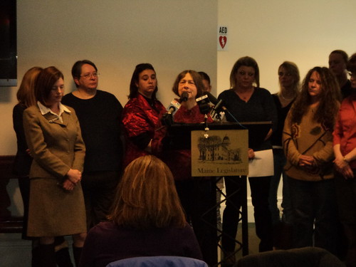 2011 TANF press conf 015 | by mainewomen