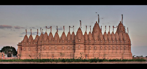 Newly Built Bhadreshwar Jain Tirth , Kutch, Gujarat | by Jayesh Bheda