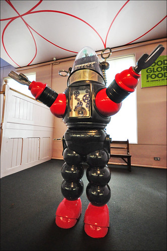 Toy Robot, large | by Images George Rex
