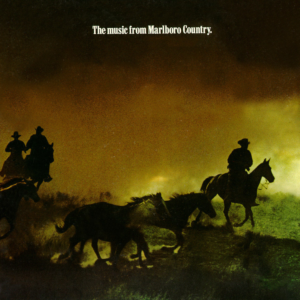 Elmer Bernstein - The Music From Marlboro Country