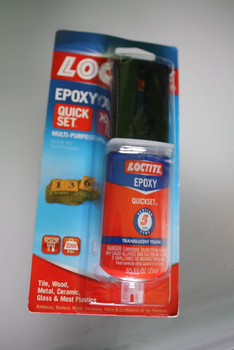 Epoxy Quick Set Glue | by CrystalECollins