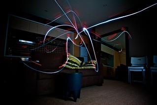 R/C Helicopter light experiment #1 | by Raj Deut