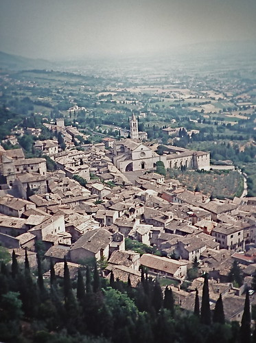 Assisi 1995,  Basilica di San Francesco | by pizzodisevo 1937, -- diabetic foot --