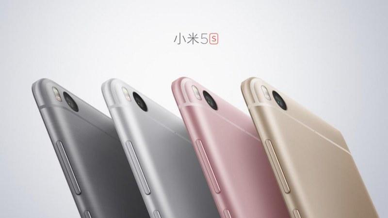 Основная камера Xiaomi Mi5S на 12-Мп