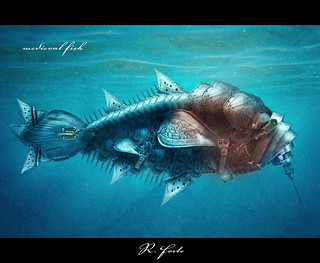 medieval fish | by rob.Forte