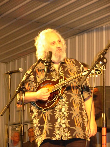 David Grisman | by delmccouryband
