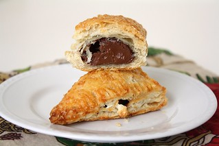Nutella Marshmallow Turnovers | by Tracey's Culinary Adventures