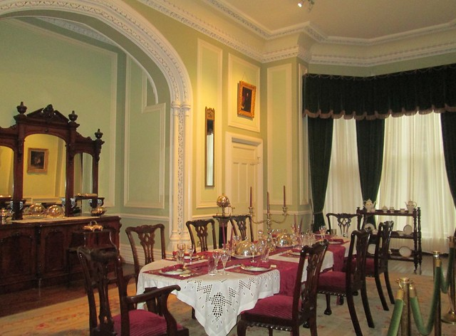 Kylemore Abbey Dining Room 1