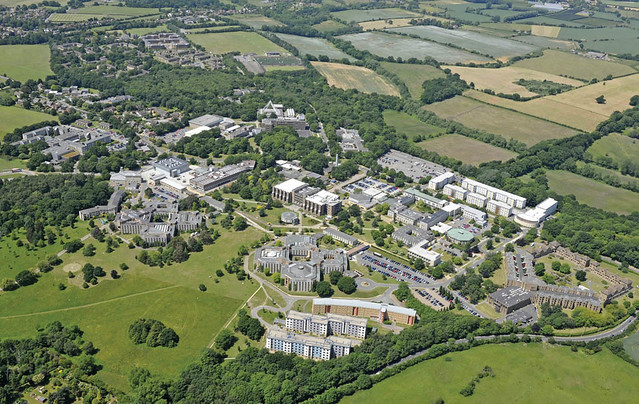 Canterbury Campus - University of Kent