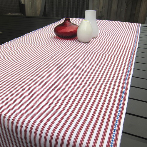 Day 30 - Stars and Stripes Table Runner
